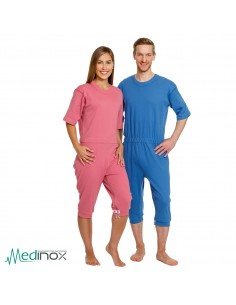 Pijama manga corta