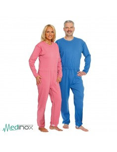 Pijama manga larga