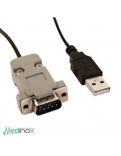 Cable GRRS-232 para ordenador