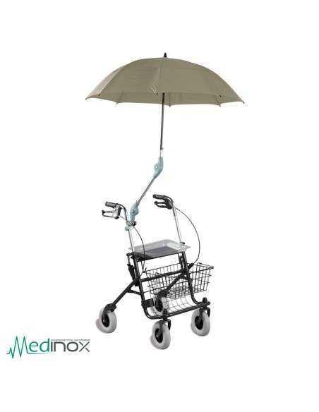Parasol para sillas de ruedas