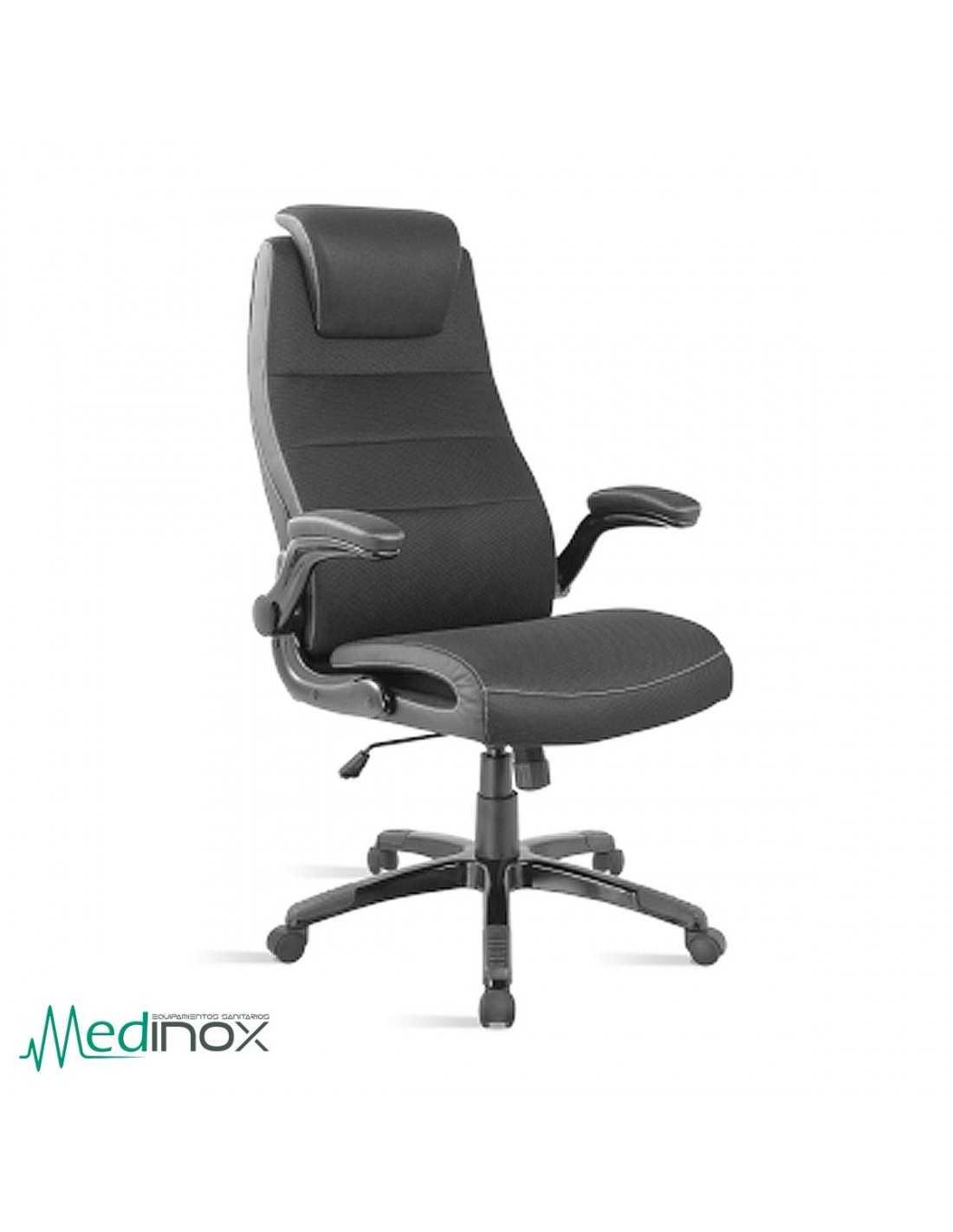 silla de oficina czmanager tapizado malla 3d altura