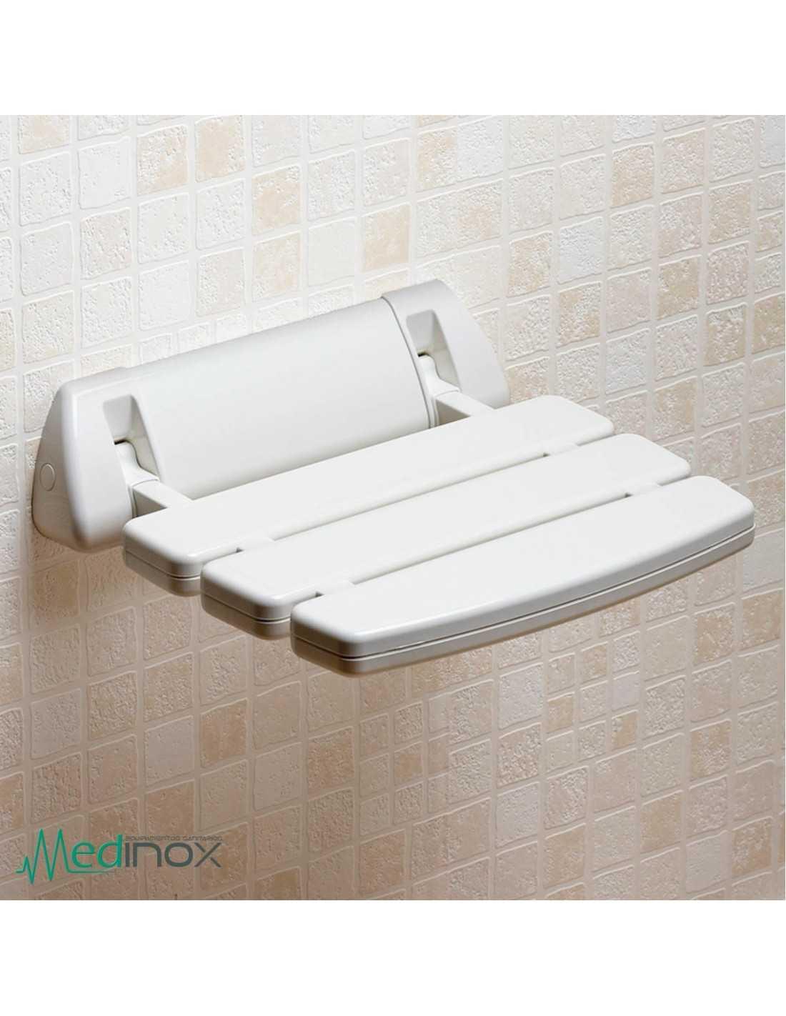 asiento ducha abatible ayad715 asiento plegable para On asiento ducha minusvalidos