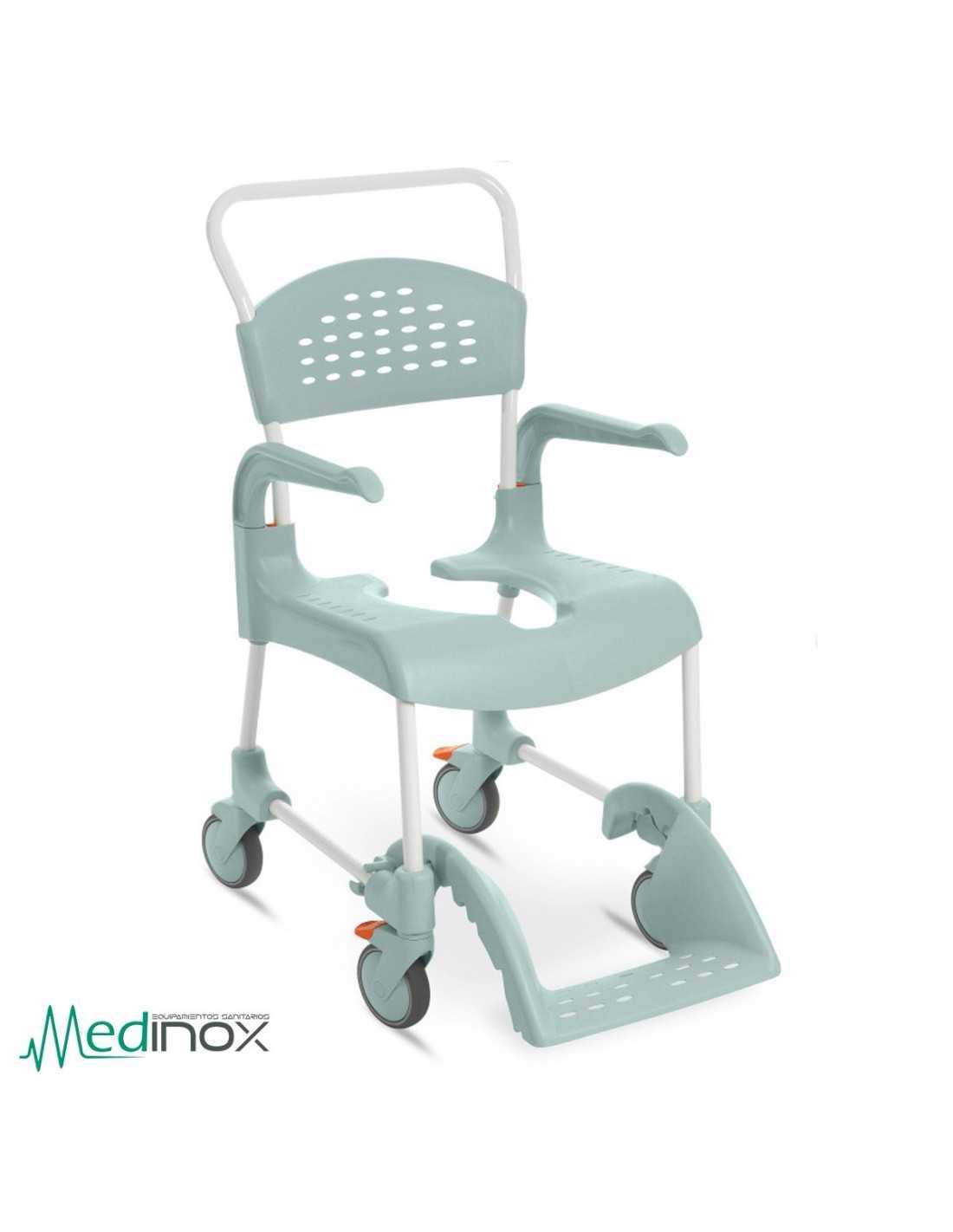 Sillas para ducha con ruedas ayad828 silla de ba o con ruedas resistente - Ruedas de sillas ...