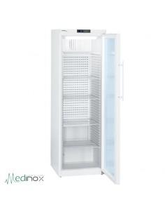 Refrigerador Farmacia grande Puerta cristal DIN FLMKv3913