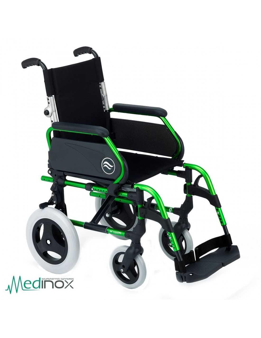 Sillas de ruedas plegables sub300 resistentes robustas y for Compra de sillas plegables