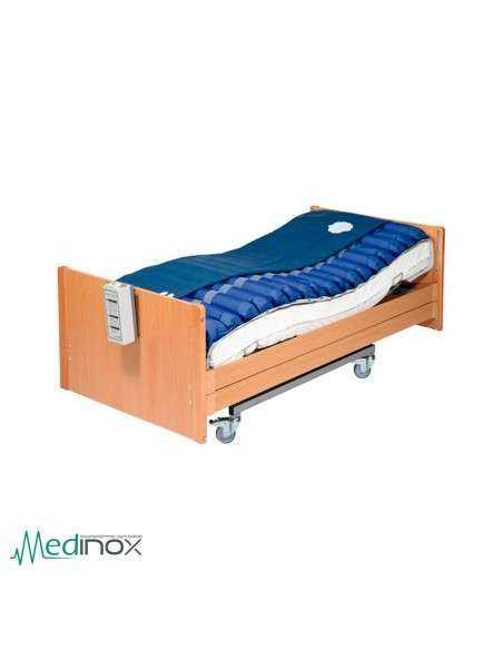 Colchon antiescaras en cama