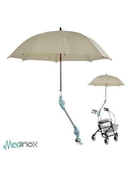 Paraguas para sillas de ruedas