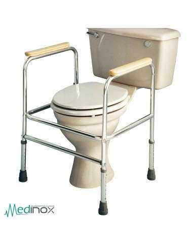 Reposabrazos para wc medinox - Accesorios bano discapacitados ...