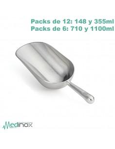 Pala dosificadora aluminio DM605