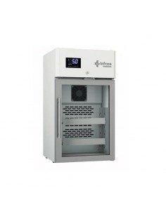 Frigorifico de laboratorio Puerta Cristal INLER07G