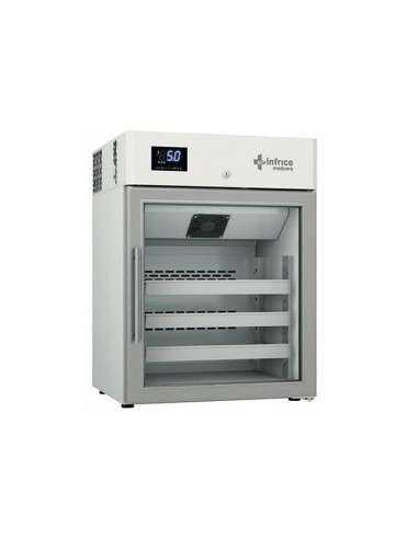 Frigorifico de laboratorio Puerta Cristal 150L INLER15G