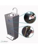 Lavamanos registrable serie XS FS061426