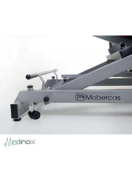 Camilla con ruedas y reclinación negativa hidráulica MSCH0127AR