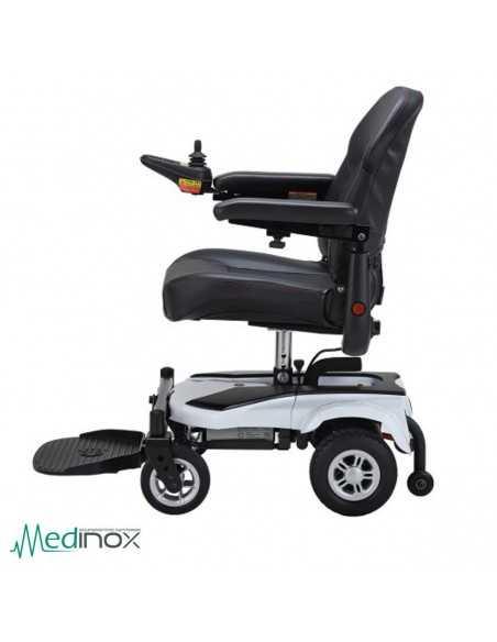 Silla de ruedas electrica interior AYR120 ajustable