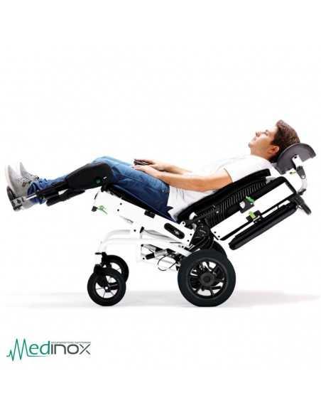 Silla de ruedas basculante AYBS30-45 ergonómica