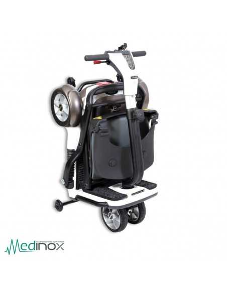 Scooter electrico plegable AYSP10QUEST plegado
