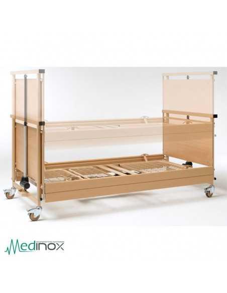 Cama geriatrica XL 120 x 200cm AYAD965XL cómoda