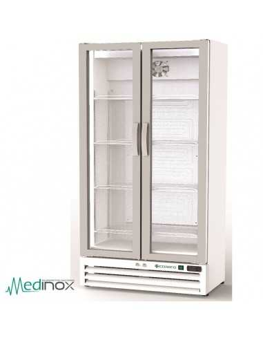 Refrigerador laboratorio clinico Cristal 340L COMLBV-340