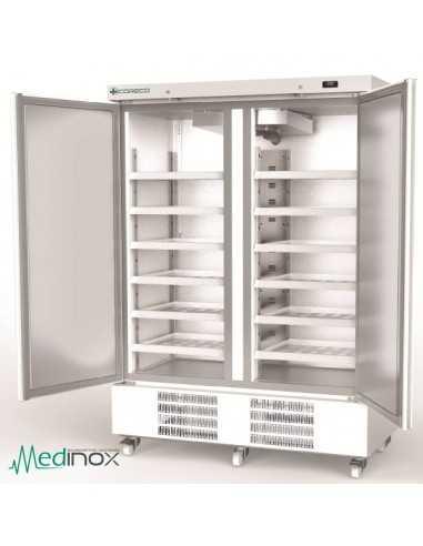Congelador de laboratorio -30ºC 1200L COMLBC-1200
