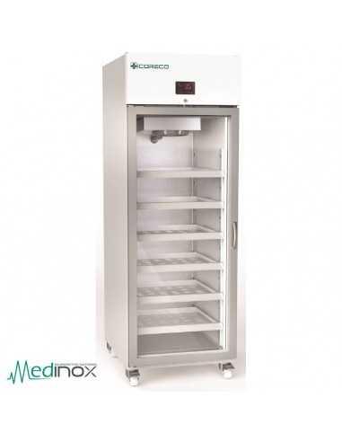 Frigorifico farmacia Cristal Norma EN58345 650L COMPHV-650
