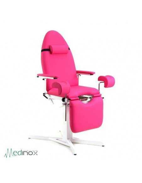 Silla ginecología reclinable MSS1080GIN