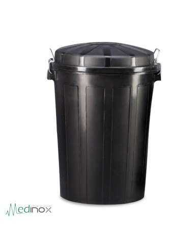 Cubo basura industrial de Plástico FS486023