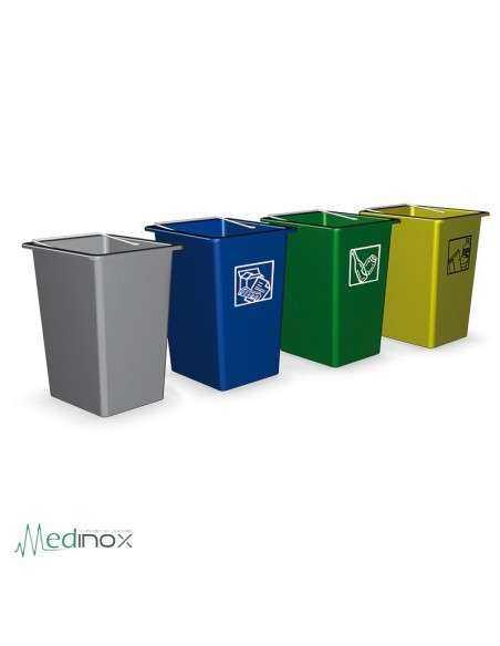 Contenedores de reciclaje industriales FS486025