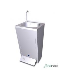 Lavamanos registrable con pedestal agua fría y caliente FS061012