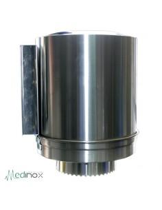 Dispensador papel mecha INOX FS460208