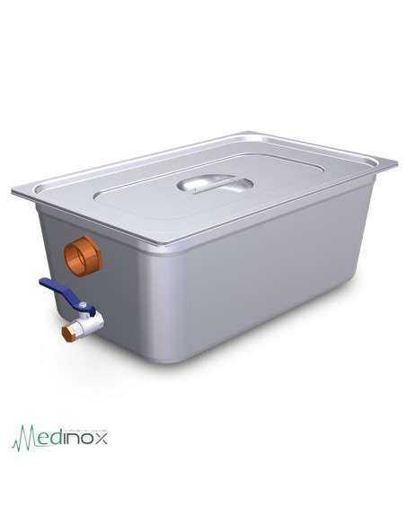 Separador grasas portatil INOX FS057202