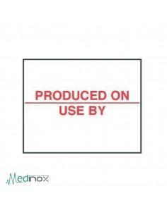Etiquetas adhesivas personalizadas NIJ330