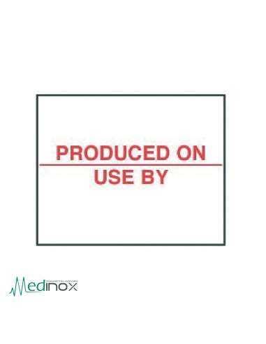 Etiquetas adhesivas personalizadas NSJ330