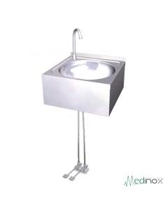 Lavamanos doble pedal FS061208