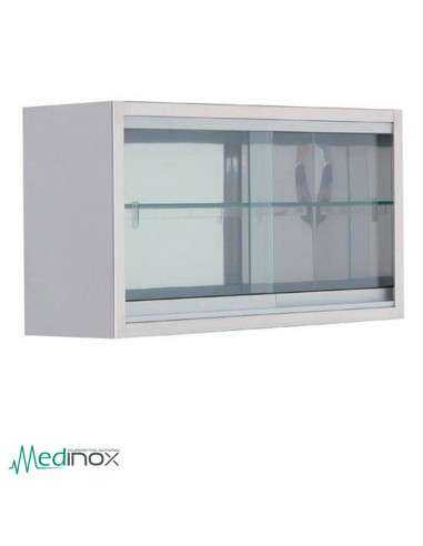 Vitrinas de pared ic24158 para medicamentos 70 l x 25 l for Vitrinas de pared