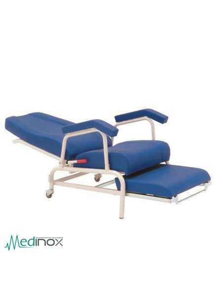 Sillon geriatrico reclinable