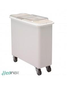 Cajas de almacenaje de plastico DMIBSF27