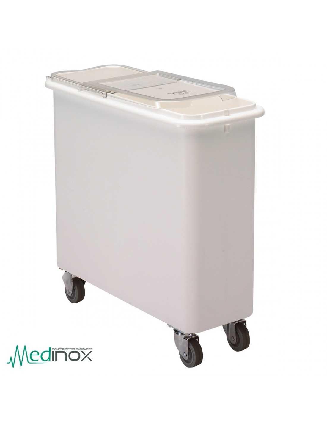 Cajas de almacenaje de plastico dmibsf27 con ruedas para - Cajas de almacenaje ...
