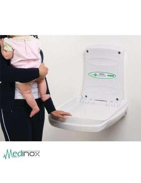 Cambiador de bebe NIGF963 desplegado