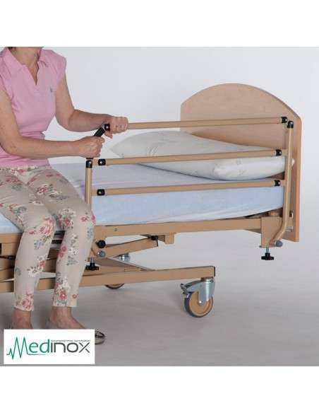 barandillas para camas