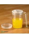 Vasos de policarbonato para ancianos