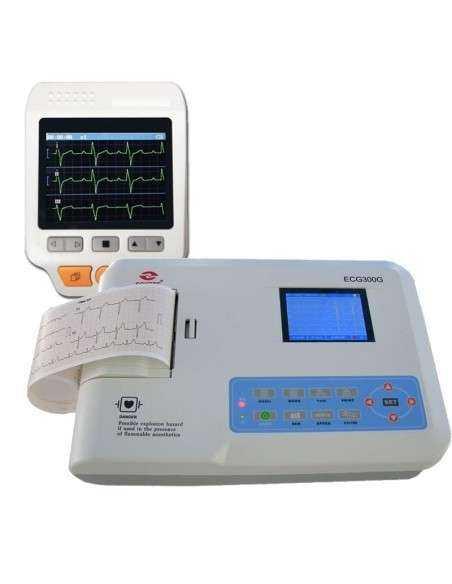 Electrocardiografo Veterinario