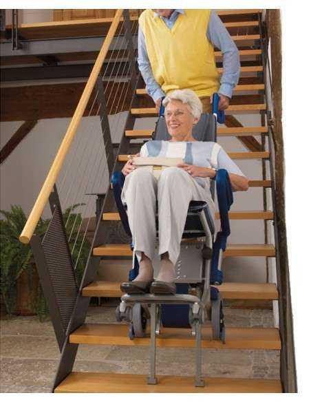 Silla sube escaleras