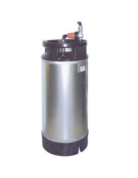 Depositos de agua para vapor
