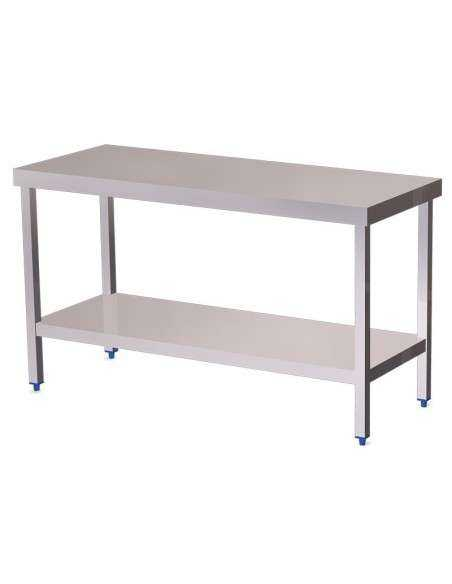 Mesas acero inoxidable