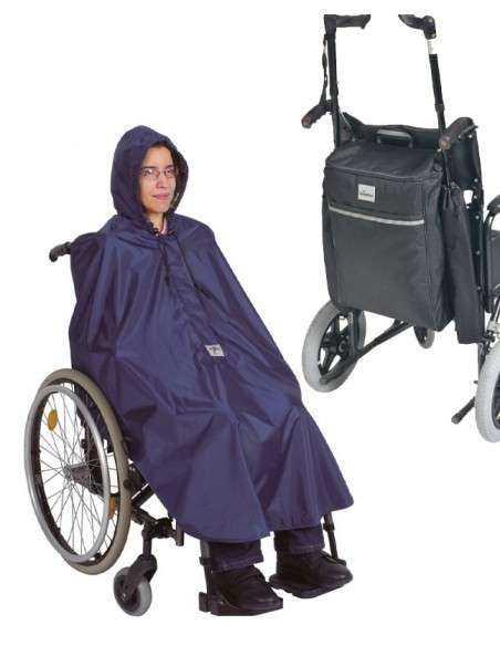 Accesorios silla de ruedas