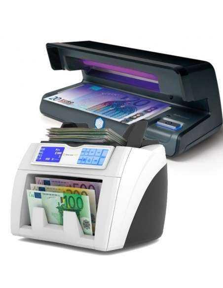 Maquinas detectoras de billetes falsos